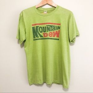 ✏️ 3/$25 Mountain Dew Graphic Tee Short Sleeve